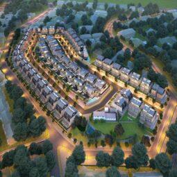Canninghill Piers - Capitalland Victoria Park Villas