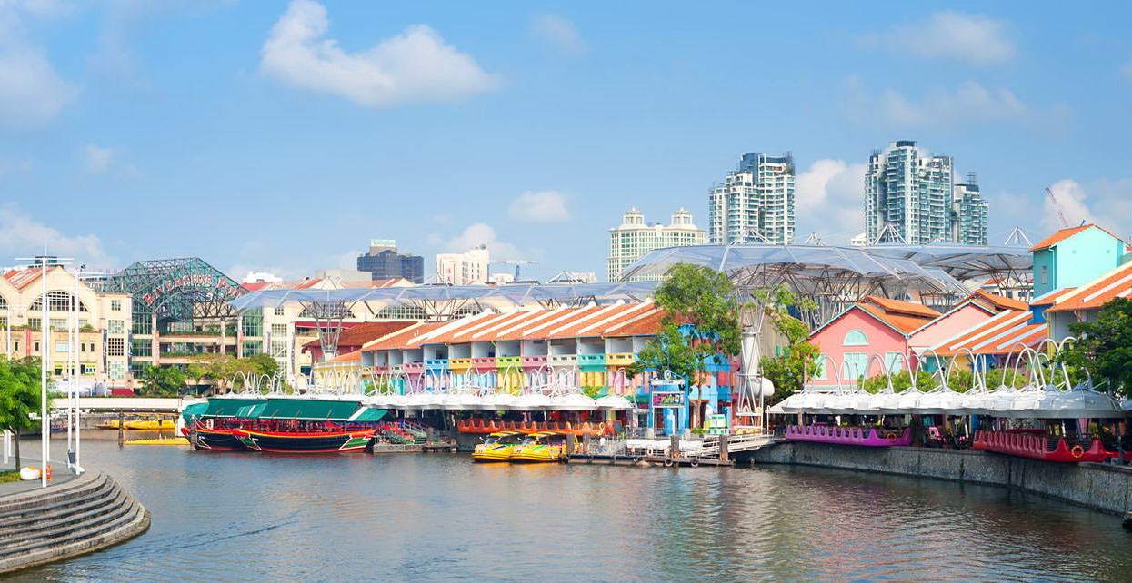Canninghill Piers - Singapore River