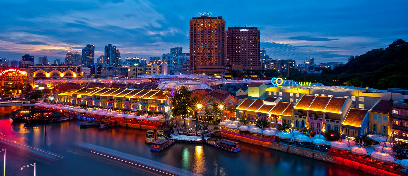 Canninghill Piers - Clarke Quay