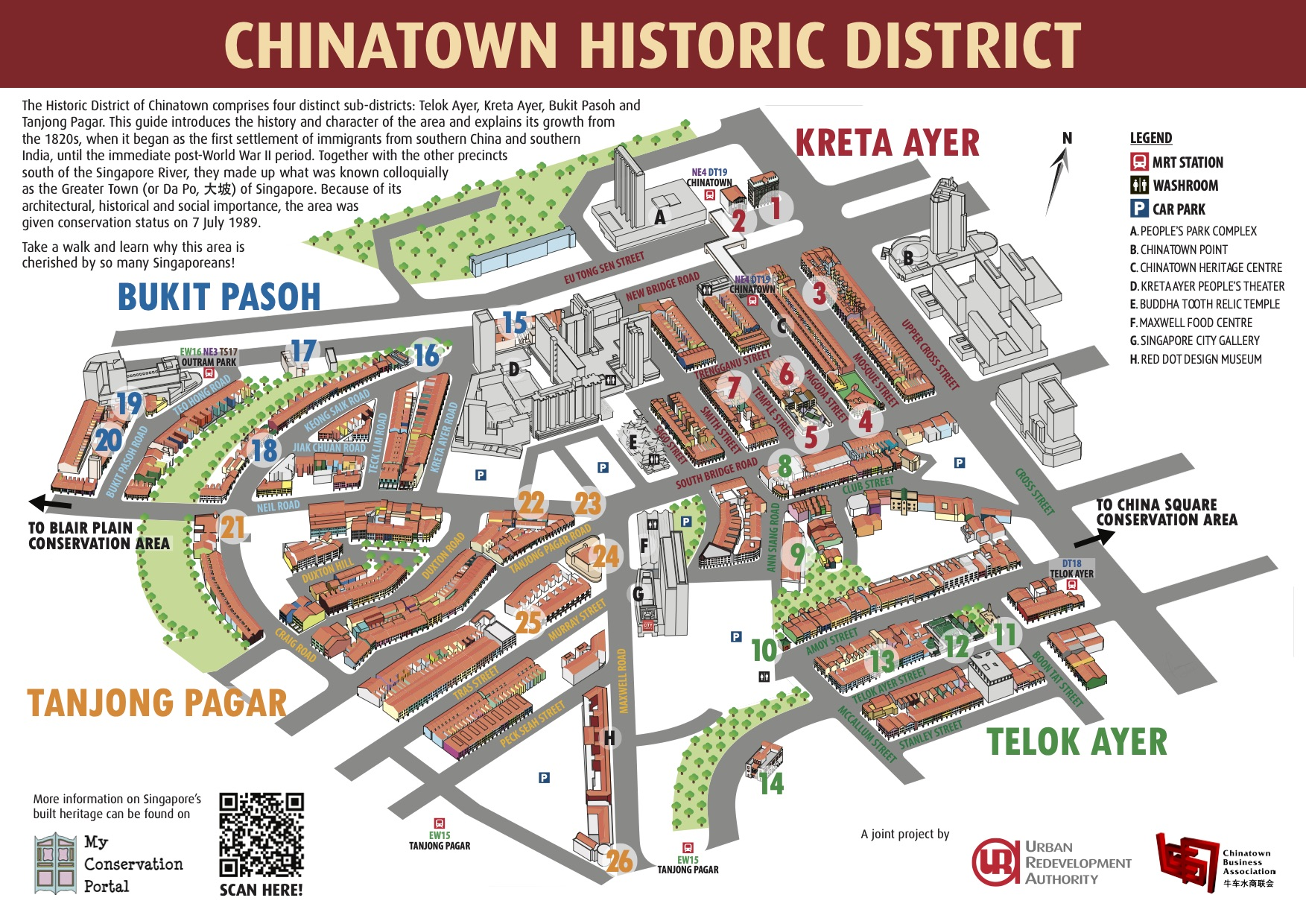 Canninghill Piers - Chinatown Heritage Panel